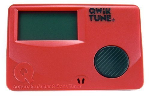 Qwik Tune Qt15 Guitar And Bass Tuner