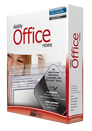 Ability Office Home (PC CD)