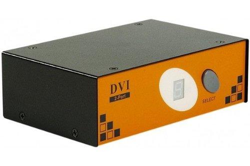 Dexlan Switch KVM pour 2 PC USB/DVI