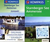 Starnberger See, Ammersee: Wandern / Rad / Reiten. GPS-genau. 1:50.000 Picture