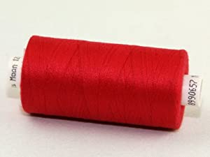 1000mt Moon Value Polyester Sewing Thread Colour: M216 by Coats