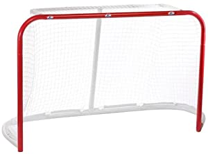 Winnwell 72 Regulation QuikNet Mesh Hockey Goal by Winnwell