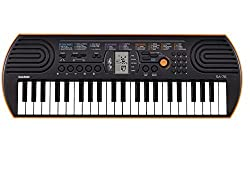 Casio SA-76H2 Mini Keyboard