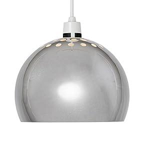 Mini Retro Arco Style Dome Ceiling Pendant Light Shade by MiniSun