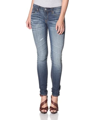Driftwood Women's Skinny Jean  - Medium Wash
