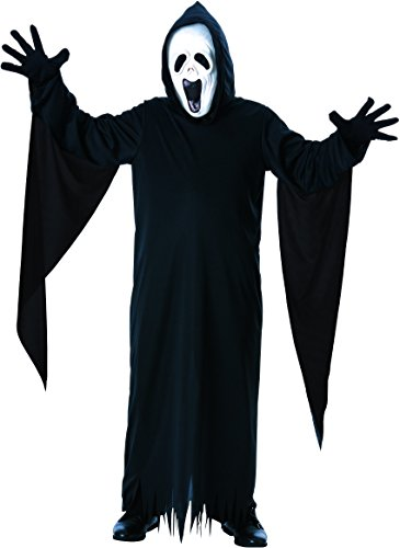 Howling Ghost Costume - Small (Scream Costume Kids)