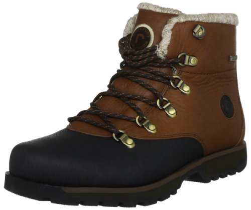 Rockport Mens Peakview Waterproof Plain Toe Snow Boots K72981 Wheat 8 UK, 42 EU