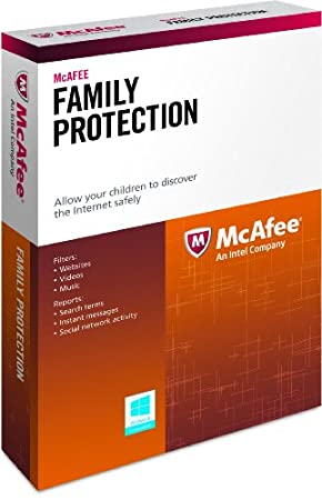McAfee AntiVirus Plus 3PCs Family Protection Bundle 2013