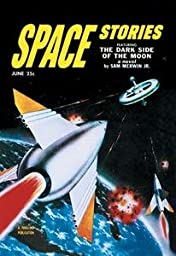 30 x 20 Stretched Canvas Poster Space Stories: Assault on Space Lab