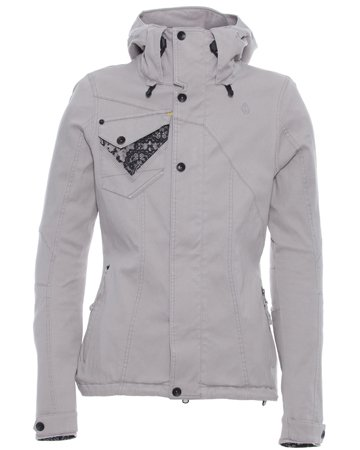 Volcom Shelter VBJ Jacket - Color:Sparrow - Talla:M - 2014