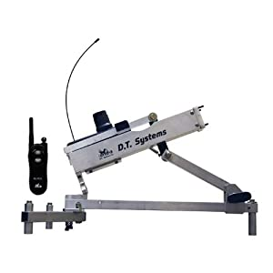 DT Systems Remote Dummy Launcher with Base, Receiver Transmitter by DT Systems