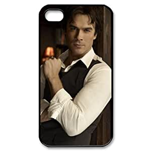 Damon Hard Plastic Back Protection Cover for Iphone 4, 4S