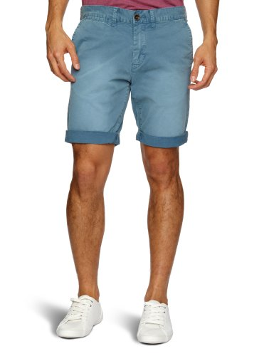 Quiksilver The Krest Summer Chino Men's Shorts Dirty Blue W38IN