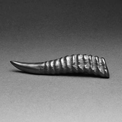 Horn Graphite Sculpture