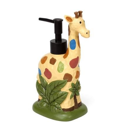 ... Giraffe · Mainstays Safari Resin Lotion Dispenser