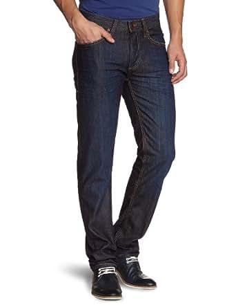 Strellson Sportswear Herren Jeans Normaler Bund 14000877 / Hammett, Gr. 31/32, Blau (898)