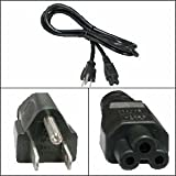 10 Ft C5 Mickey Mouse Power Cord For HP, Compaq, Dell, Toshiba And Other Devices SJT 18/3 By CorpCo