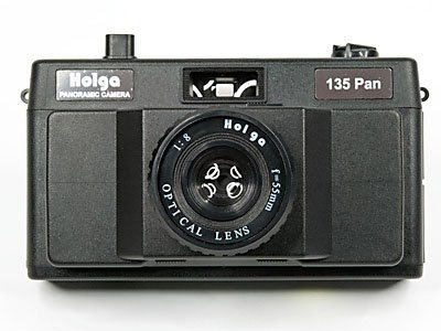 HOLGA 135 Pan Panoramic Camera (With 35mm F/8 Prime Lens)