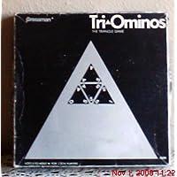Vintage Game of Tri Ominos 1968 Pressman