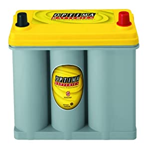 Optima Batteries 8073-167-FFP D51R YellowTop Dual Purpose Battery