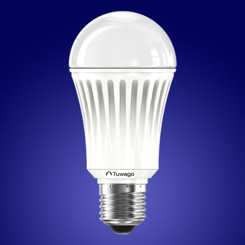 Tuwago Dimmable A19 LED Bulb with Samsung® LEDs - 60w Replacement