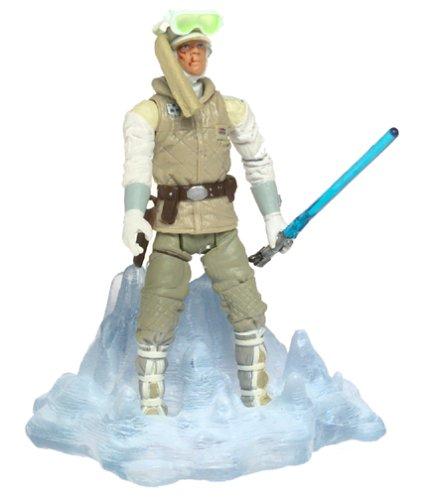 Star Wars Luke Skywalker Hoth Attack Figure - Empire Strikes BackB0000VLFZS : image