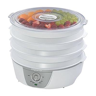 Presto 06302 Dehydro Electric Food Dehydrator by National Presto Industries Inc