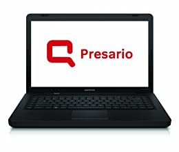 Compaq Presario CQ56-110US 15 6-Inch Laptop PC - Up to 4 15 Hours of Battery Life Black