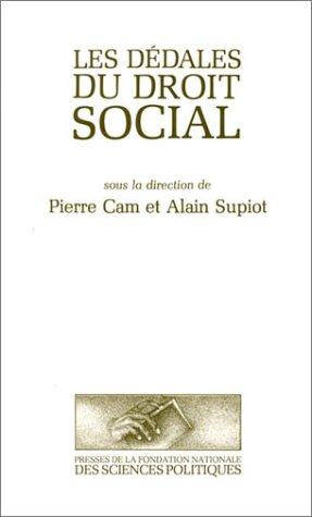 Les dédales du droit social