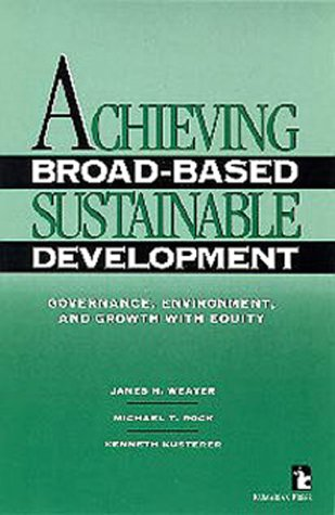 Achieving Broad-Based Sustainable Development:...