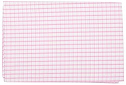 Birla Century Men's Shirt Fabric (White and Pink)