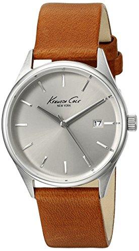 Kenneth Cole orologio donna, modello Dress Code grigio e castano-10026626, colore: marrone