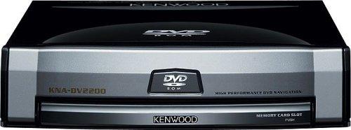 Kenwood KNA-DV 2200 Navigations-Blackbox Auto-Navigationssystem