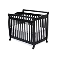 DaVinci Emily Mini Crib - Ebony