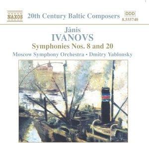 Symphonies Nos. 8 & 20