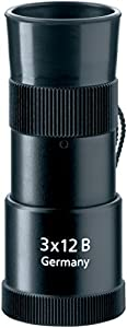 Zeiss 3 x 12 B Mono Classic 3x Magnifier for all Classic Series Except 8x30 & 10x40 from Zeiss