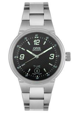 Oris Men's 635 7560 4164MB Williams F1 Automatic Watch