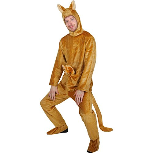 how to make a childs kangaroo costume