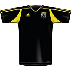 MLS Columbus Crew Call-Up Jersey (Black) by adidas