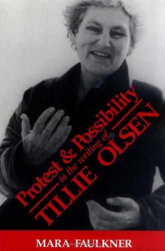 Tillie olsen's essay on life in the iron mills