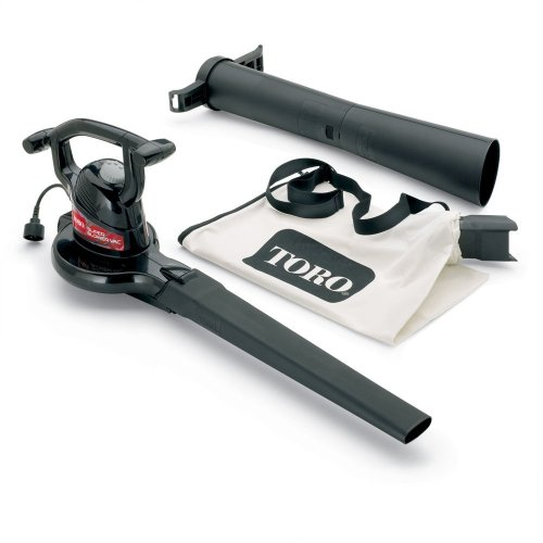 Toro 51592 Super 12 amp 2-Speed Electric Blower/Vacuum