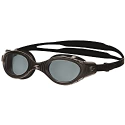 Speedo Futura Biofuse Goggles (Black/Smoke)