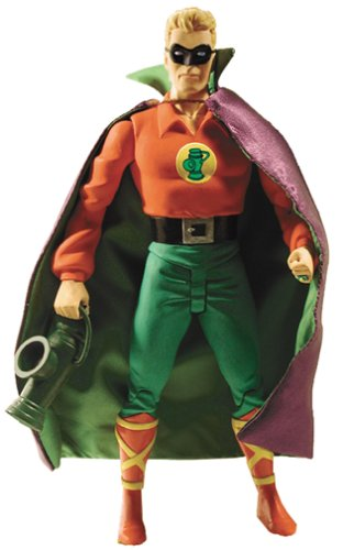 Picture of DC Direct First Appearance Series 2: Green Lantern Alan Scott Action Figure (B0002GN6LM) (Green Lantern Action Figures)