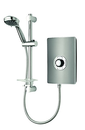 Triton Collection II 9.5 kW Electric Shower - Gun Metal Effect