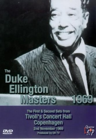 The Duke Ellington Masters, 1969 - The First And Second Sets [DVD]