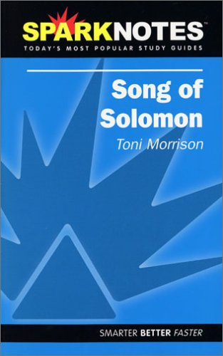 I need references to the literary analysis of Song of Solomon by Toni Morrison.