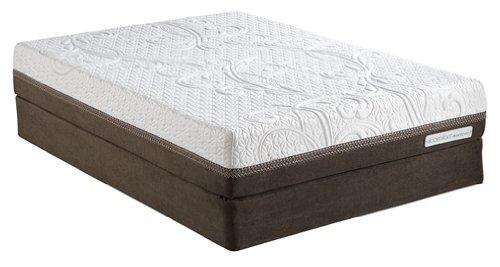Serta Icomfort Directions Acumen Queen Size Mattress front-1018603