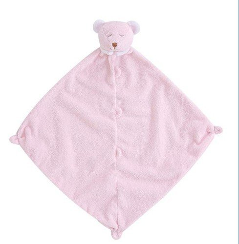 Angel Dear Bear Blankie - Pink - 1