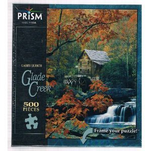 Prism Puzzle - Glade Creek by Larry Ulrich
