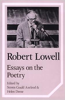 Robert Lowell Critical Essays